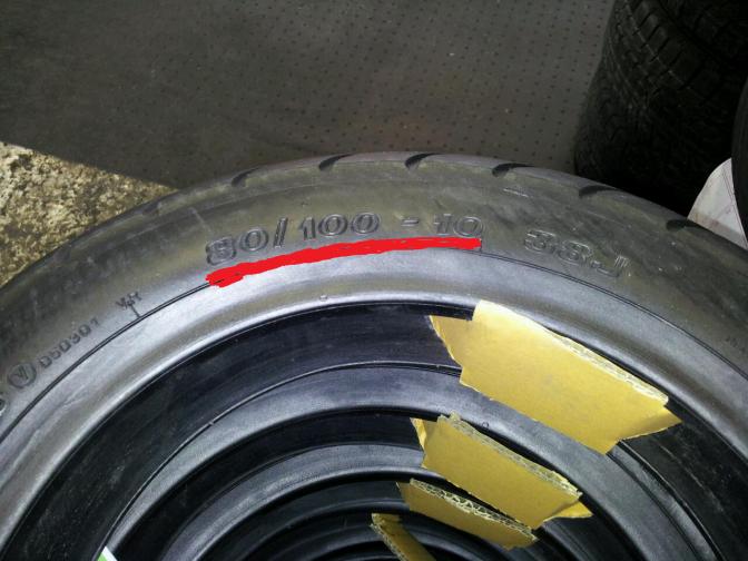 原付 タイヤ 交換 費用
